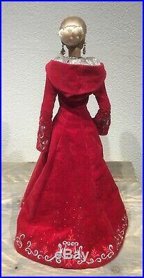 2004 Tonner Mistletoe and Magic Sydney Chase doll no box Tyler Wentworth LE 675
