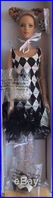 2005 Tonner 16 Harlequin LE 50 Tyler Wentworth London Doll Festival RARE