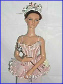 2007 Tonner NYCB Nutcracker Trunk Doll NEW YORK CITY Ballet Ensemble Set W Wand