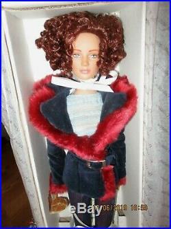 2014 Tyler Wentworth Robert Tonner Stella Chase Model 16 Doll Mint in boxTW3045
