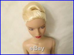 Afternoon Cocktails Nude Hybrid Tonner Doll 16 Tyler Wentworth Body Peggy Head