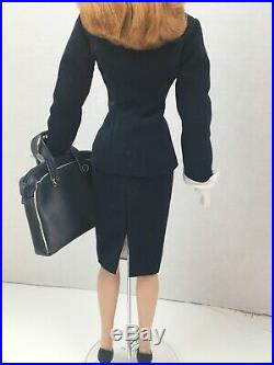 Airport 1944 Brenda Starr fully dressed stewardess Sydney Tonner