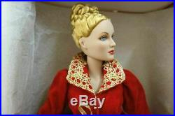 Alice In Wonderland Queen of Hearts Royal Portrait Tonner doll LE 300