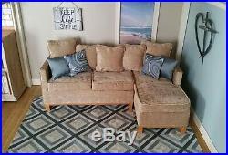 Bashette Ironworks sectional sofa for Tonner Tyler Wentworth dolls