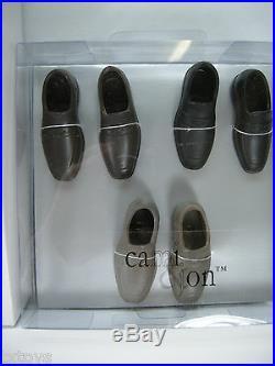 Basil St John Tonner Doll Shoes Central Park Washington Square Chelsea Look