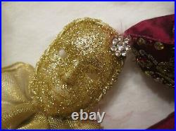 C'est Si Bon Masquerade Angelina Tonner Doll Outfit Pieces fit Tyler Flaws Partl