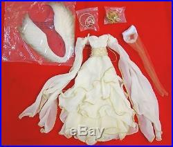 Extremely rare Daphne Noel Angel Tyler Wentworth Tonner doll LE 250 OUTFIT ONLY