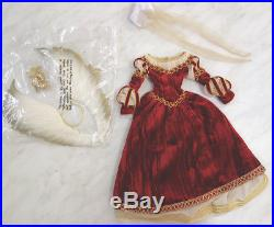 Extremely rare Tonner Angelic Dreamz Exclusive Aurora Angel LE 250 OUTFIT ONLY