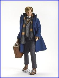 NEWT SCAMANDER FANTASTIC BEAST Tonner Dressed man Doll T18FBDD01 NEW MINT