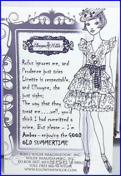 New Ellowyne Wilde Amber Good Old Summertime NRFB Brand New