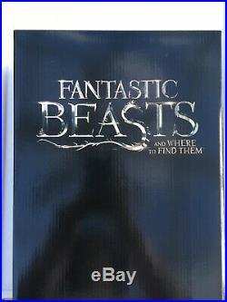 Newt Scamander (Eddie Redmayne) Fantastic Beasts 17 Doll by Tonner Doll NRFB