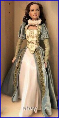 Now & Forever Kit costume Tonner Doll enhanced Repaint CherylJax Tyler Wentworth