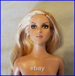 Nude Tonner K Cinderella Repaint Partial Reroot Tyler BW Body