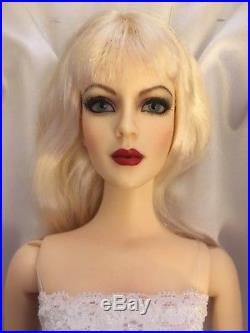 OOAK ULTIMATE TYLER WENTWORTH BASIC16 Tonner Fashion BJD Resin Repainted Doll