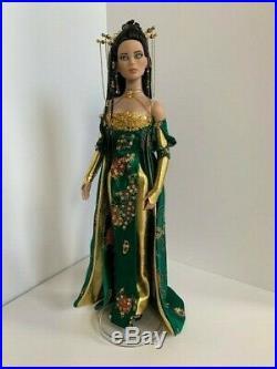 Ooak Tonner Mei LI Doll