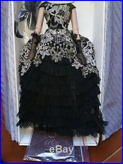 Rare Beautiful Manhattan Grandsydney Chase Tyler Wentworth Tonner Doll 2008 Nrfb