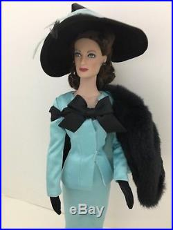Rare Bon Voyage Joan Crawford convention doll led 150 dressed doll Tyler Tonner