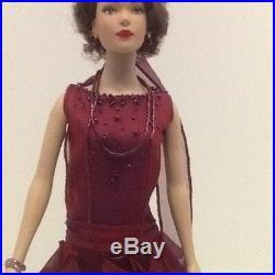 Rare Bordeaux Tyler 2002 Paris Doll Festival complete dressed doll Tyler Tonner