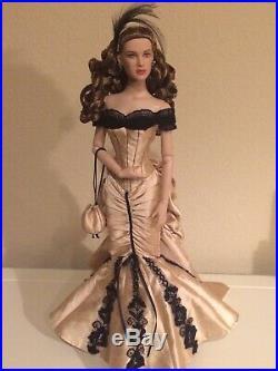 Rare Gorgeous MAGNOLIA Tonner Doll Exclusive METRODOLLS 2008 LE 200 MIB