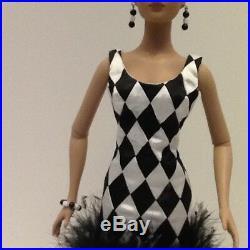 Rare Harlequin Sydney London Doll Festival complete dressed doll Tyler Tonner