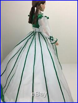 Rare Return to Tara Scarlett O'Hara Vivien Leigh UFDC doll Tyler Tonner Sydney