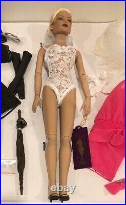 Robert Toner UFDC 2005 REGINA WENTWORTH Fashion Doll NRFB LINGERIE SUIT DRESS