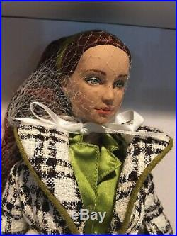 Robert Tonner CHECKMATE HAUTE DOLL EXCLUSIVE Tyler Wentworth NEW