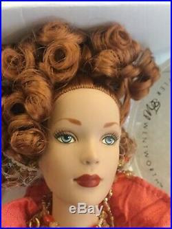 Robert Tonner Dolls Cinnabar