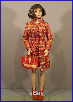 Robert Tonner Fashion Doll Mosaic Modern Sydney Nrfb