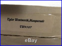 Robert Tonner Tyler Wentworth Blonde Masquerade LE 325 Convention Doll RARE