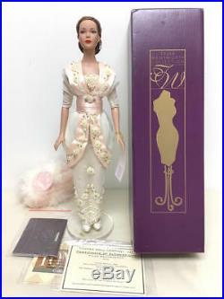 Robert Tonner Tyler Wentworth Dressed Doll Hope Tw9206 (le 500)