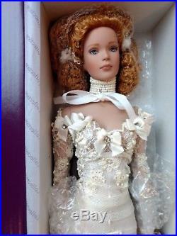 Serenity Tyler Wentworth Robert Tonner Doll FAO Schwartz Exclusive Mint 500 made