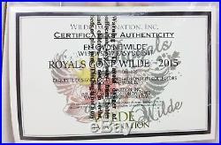 TONNER Ellowyne Wilde Imagination Easy Does It Royals Gone Wild 2015 NIB
