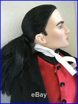 TONNER Freedom for Fashion HOGYO YOSHIO 17 Asian Vinyl Dressed Doll + Stand+Box