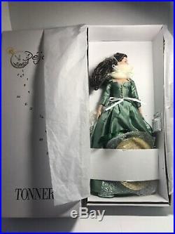 TONNER GWTW MY TARA DRESSED DOLL SCARLETT O'HARA Used VIVIEN LEIGH