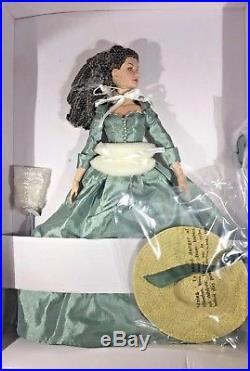 TONNER GWTW MY TARA SCARLETT O'HARA 16 doll NRFB VIVIEN LEIGH Ltd. Ed. NIB