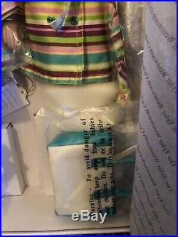 TONNER Tyler & Marley Wentworth Dolls Singing In The Rain Gift Set Outfits+ NRFB