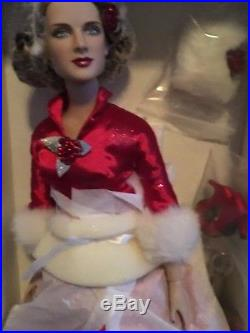 TONNER White Christmas ROSEMARY CLOONEY 16 Vinyl DOLL dressed NIB withShipper HTF