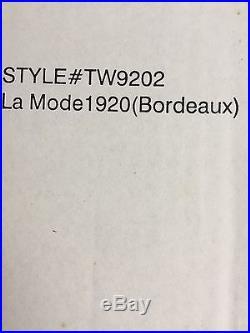 Tonner 16 2002 Tyler Wentworth La Mode 1920 Bordeaux Paris Fashion Doll NRFB LE