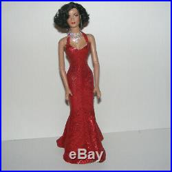 Tonner 2004 Convention doll Tyler RED HOT