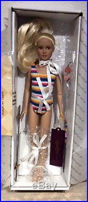 Tonner Basic Ocean Mist Marley Wentworth blonde doll NRFB 12 inch sister Tyler