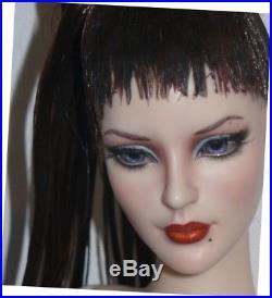Tonner Bjd Tyler Ooak Faceup Resin 16 Redressed With Glass Eyes & Blonde Wig