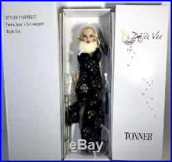 Tonner Deja Vu Flapper Era Emma Jean's Extravagamt Night Outl Brand New