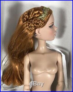 Tonner Deja Vu NUDE Lady Arabella Bertran mint, signed by Robert Tonner