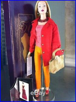 Tonner Doll Tyler Wentworth Collection + extra outfit