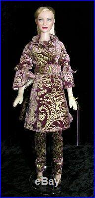 Tonner Dolls Velvet Vixen Charlotte Tyler size 16 LE 500, NRFB