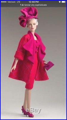 Tonner EFFANBEE Tyler 16 2004 DAPHNE CITY SOPHISTICATE Fashion Doll Brenda Star