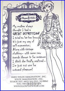 Tonner Ellowyne Wilde Great Depression Ellowyne MINT NUDE