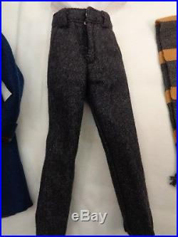 Tonner Fantastic Beasts Newt Scamander Outfit Only/no Doll Fits 17 Matt Body