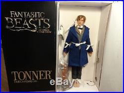 Tonner Fantastic Beasts Newt Scamander (eddie Redmayne Sculpt/17 Matt Body)